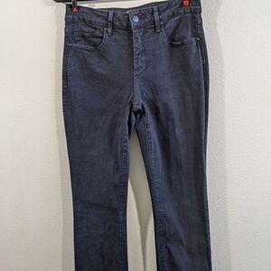 NYDJ Billie Mini Boot Cut Jeans 4 Long